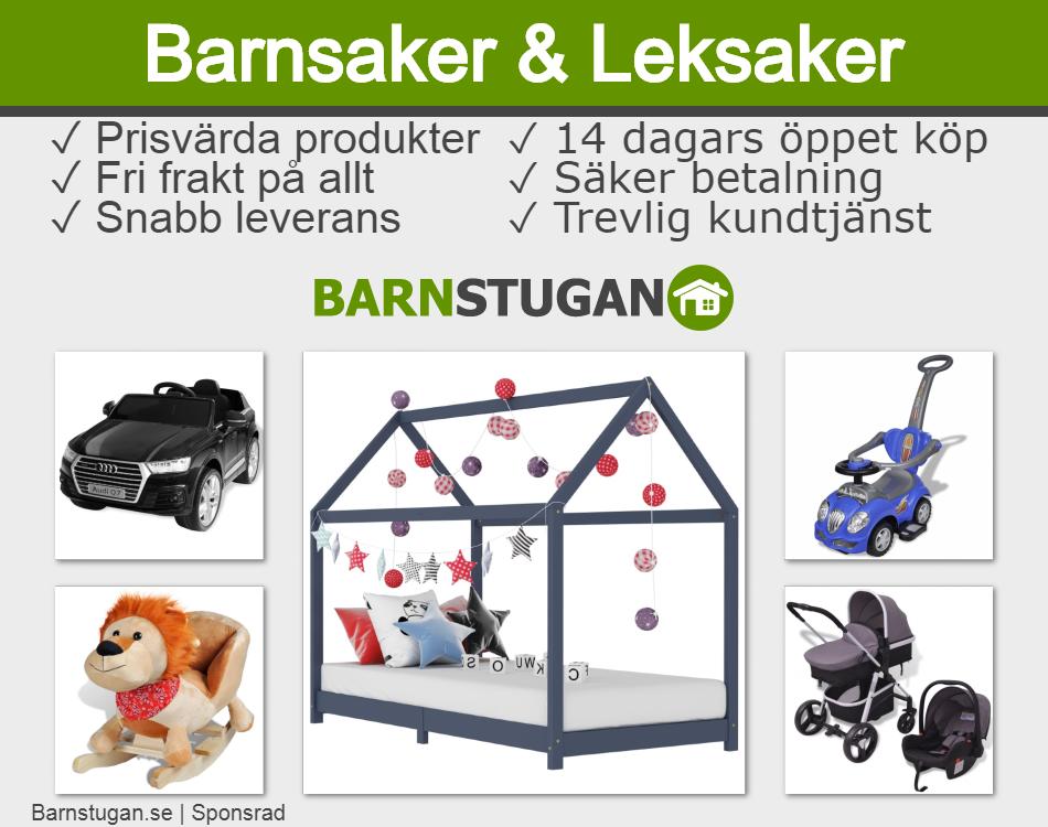 Barnsaker & Leksaker